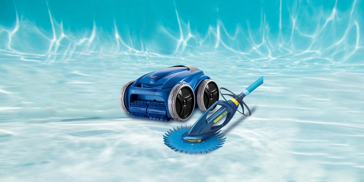Robots et balayeuses pour piscine