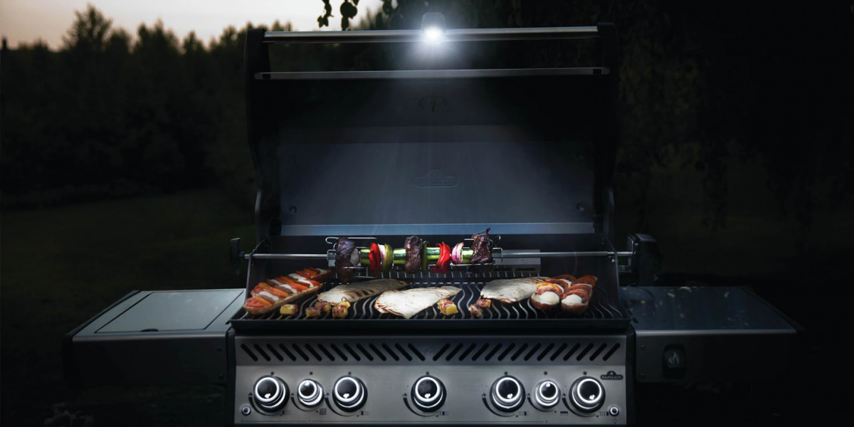 Lumières pour BBQ