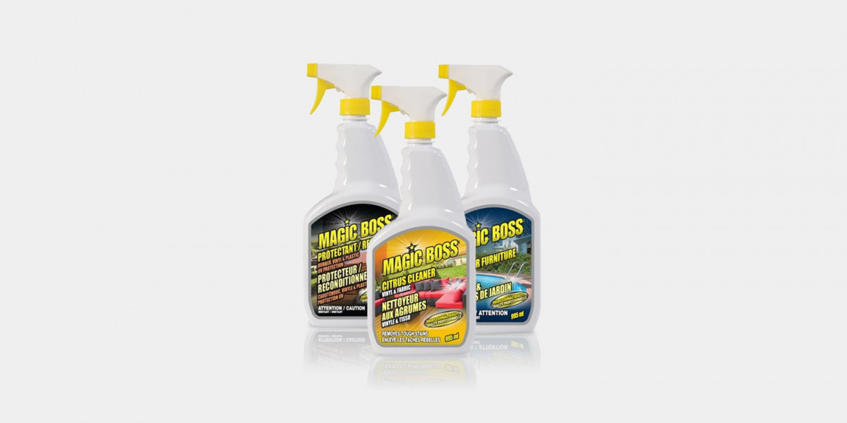 Patio Furniture Care Products
