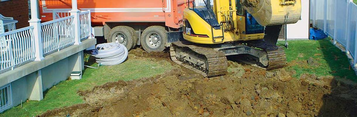 Investigate before digging