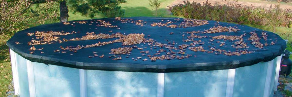 Fermeture de piscine hors terre
