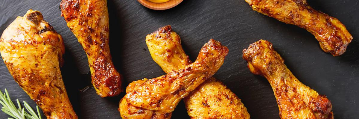 Pilons de poulet de Bob le Chef