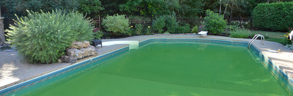 Green water?