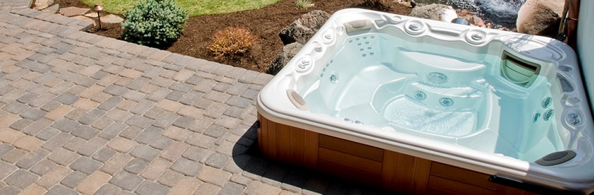 Chlore et brome dans l'eau du spa?