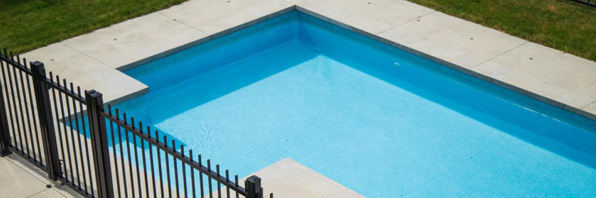 Liters of water in my pool?
