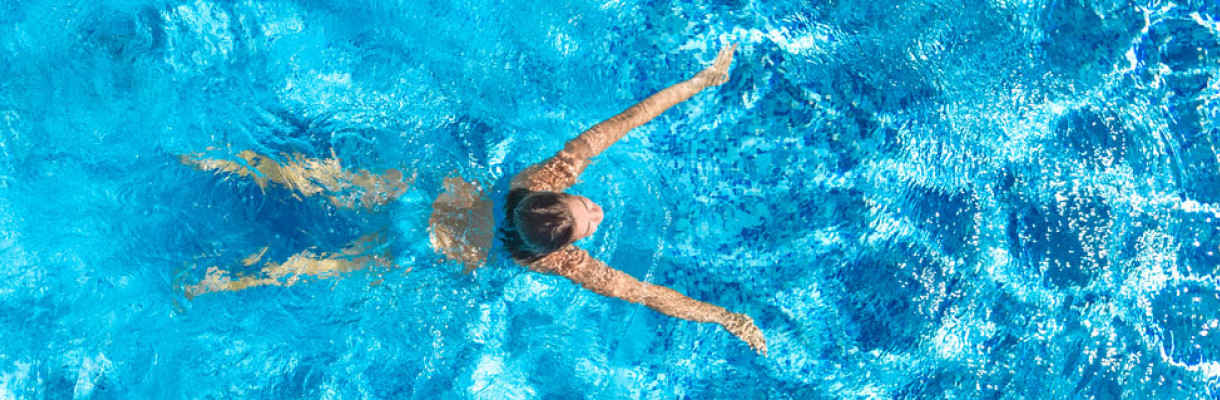 Exercices Dans La Piscine Club Piscine Super Fitness